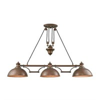 ELK LIGHTING CLOSE TO CEILING LIGHT FIXTURES