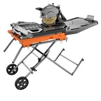 RIDGID THE BEAST WET TILE SAW-MISSING PIECES