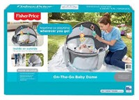 FISHER PRUCE ON THE GO BABY DOME