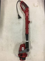 ELECTRIC WEEDWACKER LINE TRIMMER SOLD AS IS