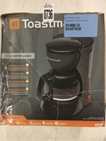 TOASTMASTER 5 CUP COFFEE MAKER