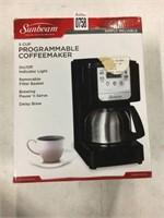 5 CUP PROGRAMMABLE COFFEEMAKER