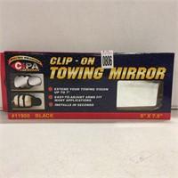 CPA MIRROR CLIP-ON TOWING MIRROR