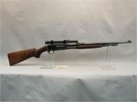 Remington .25 REM Rifle w/ Scope-