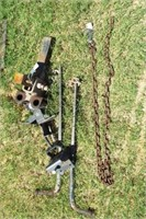 MISC. CHAIN AND TRAILER HITCHES
