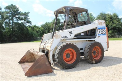 BOBCAT 763 For Sale - 30 Listings | MachineryTrader com