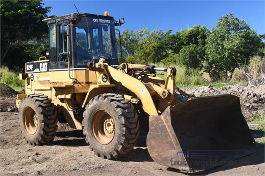 1995 Caterpillar 924H - Heavy Machinery for Sale