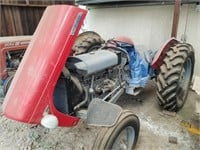 Ranch Clean-up Tractors & Hit & Miss Engines