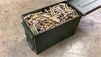Ammo can full of Assorted .223 Ammo-