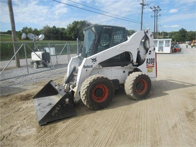BOBCAT A300 Skid Steer Auction Results - 3 Listings ... on