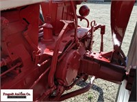 1958 McCormick Farmall 560, Wide Front, Diesel, 14