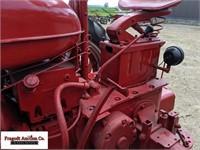 1953 McCormick Farmall Super M, Wide Front, Gas, 1