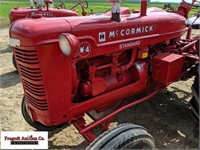 1951 McCormick W-4 Standard, Wide Front, Gas, 540
