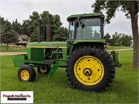 1976 John Deere 4430 2wd tractor, 8 speed Power Sh