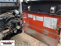1995 Bobcat 773 skid loader, cab with heat and doo