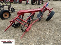 International Model 312 Mounted Mold Board Plow, 3