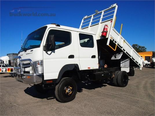 2012 Fuso Canter FG 4x4 Crew Cab - Trucks for Sale