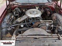 1979 Mercury Cougar, 104,000 Miles, 302 V-8 Engine