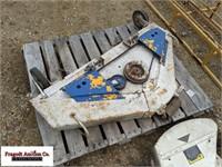 """International Cub Cadet 127 Lawn Mower, Blue, 42"""""""