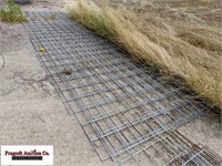 (3) Cattle panels, approx. 16'