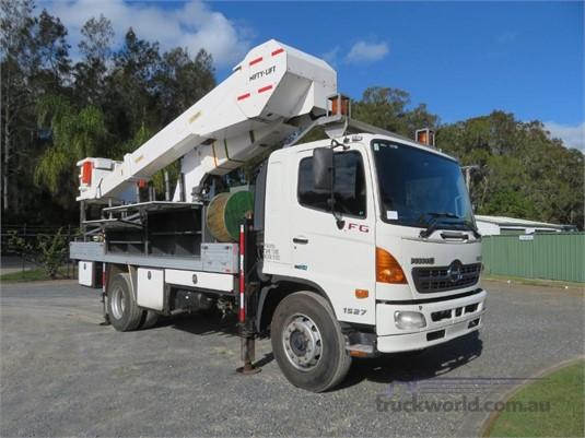 2008 Hino Ranger 9 FG - Trucks for Sale