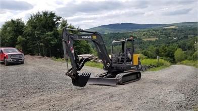 VOLVO Mini (Up To 12,000 Lbs) Excavators For Sale - 193