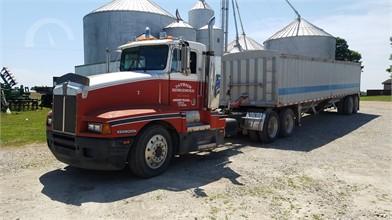 KENWORTH T600 Heavy Duty Trucks Online Auction Results - 87