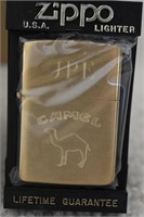 Collectible Zippo lighters, Case knives, Craftsman & more