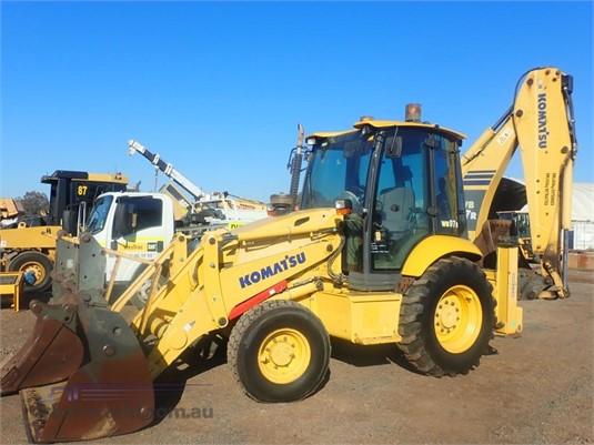 2008 Komatsu other - Heavy Machinery for Sale