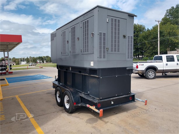 Towable Generators Auction Results - 6296 Listings