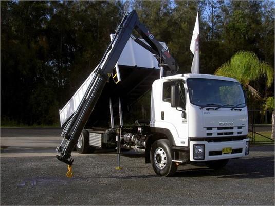 2012 Isuzu FVZ 1400 Long - Trucks for Sale