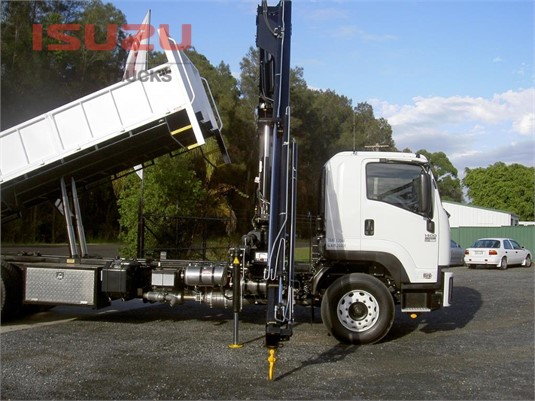 2012 Isuzu FVZ 1400 Long Used Isuzu Trucks - Trucks for Sale