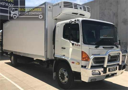 2008 Hino GH Racecourse Motor Company - Trucks for Sale
