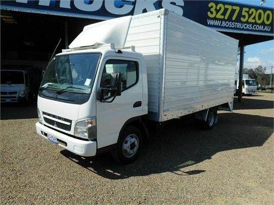 2010 Mitsubishi Canter FE85D - Trucks for Sale
