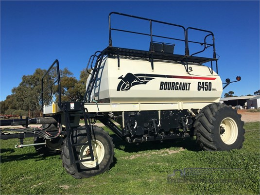 2011 Bourgault 6450 - Farm Machinery for Sale