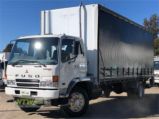 2007 Fuso Fighter 10 FM National Truck Wholesalers Pty Ltd - Trucks for Sale