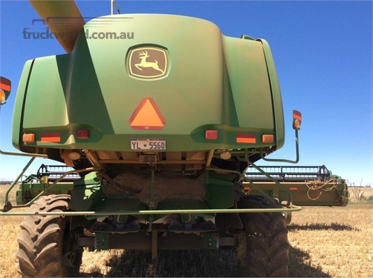 2007 John Deere 9760 STS - Farm Machinery for Sale