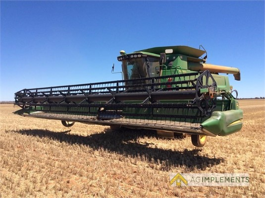 2007 John Deere 9760 STS Ag Implements - Farm Machinery for Sale