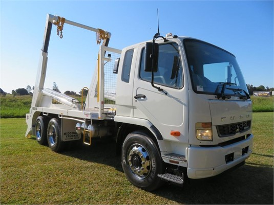 2013 Fuso Fighter 2427 - Trucks for Sale