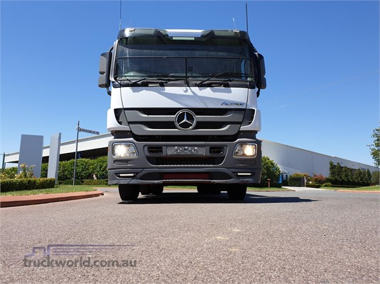2012 Mercedes Benz Actros 2644 - Truckworld.com.au - Trucks for Sale