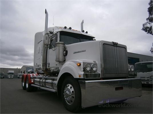 2014 Western Star 4964FXC Westar - Trucks for Sale