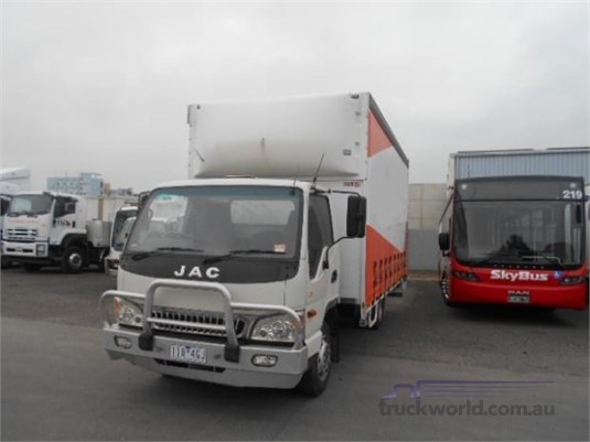 2012 Jac J75 Westar - Trucks for Sale