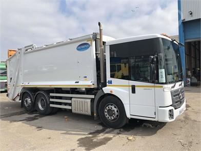 2016 MERCEDES-BENZ ECONIC 2630 at TruckLocator.ie