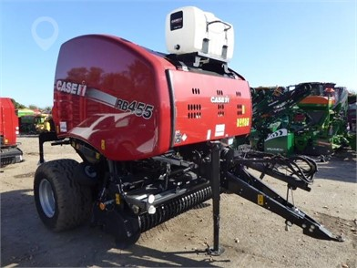 Used CASE IH Round Balers for sale in the United Kingdom - 7