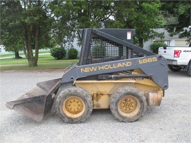 NEW HOLLAND LX665 For Sale - 16 Listings | MachineryTrader