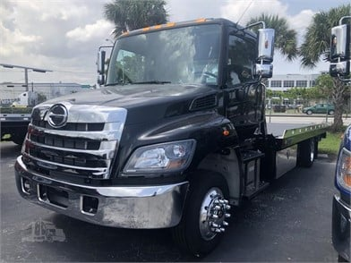 HINO Wrecker Tow Trucks For Sale - 8 Listings | TruckPaper