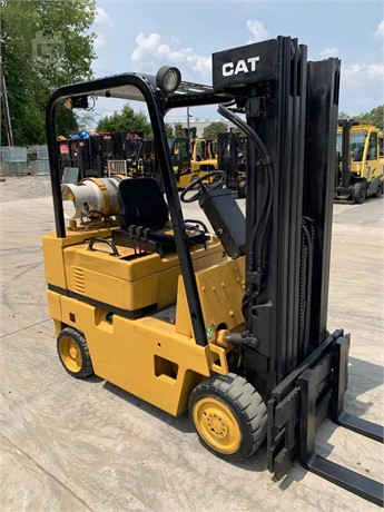CATERPILLAR Lifts Auction Results - 3954 Listings
