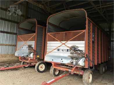 MEYER Forage Wagons For Sale - 201 Listings | TractorHouse