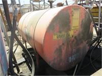 500 Gallon Fuel Tank