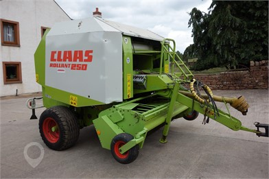 Used CLAAS Round Balers for sale in the United Kingdom - 19